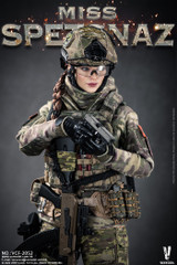 VERYCOOL VCF-2052 Russian Special Combat Women Soldier 1/6 Figure