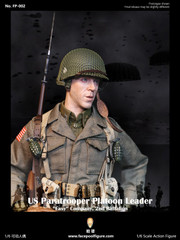 Facepoolfigure 1/6 FP-002A US Paratrooper Platoon Leader Easy Company Regular Ver