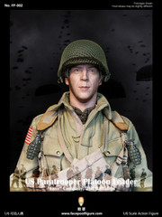 Facepoolfigure US Paratrooper Platoon Leader Easy Company Special Ver 1/6 FP-002B