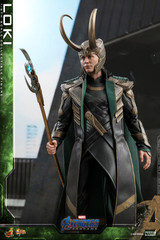 Hot Toys MMS579 Loki Avengers: Endgame 1/6th scale Collectible Figure