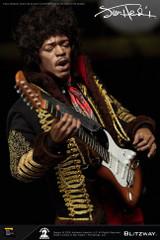Blitzway BW-UMS 11201 Jimi Hendrix 1/6 Scale Figure