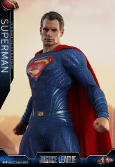 Hot Toys MMS465 Superman Justice League 1/6th scale Collectible Figure