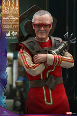 Hot Toys MMS570 Stan Lee Thor : Ragnarok 1/6th Scale Collectible Figure