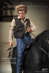 Star Ace Toys SA0089 James Dean Cowboy  Deluxe Ver with Horse 1/6 Scale Figure