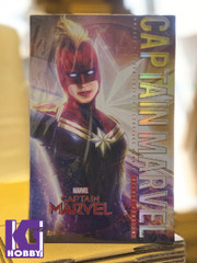 Hot Toys MMS522 Captain Marvel 1/6th scale Captain Marvel (Deluxe Version) Collectible Figure