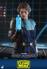 Hot Toys TMS019 Anakin Skywalker Star Wars The Clone Wars 1/6th scale Collectible Figure