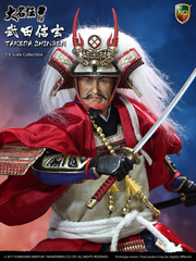 ACI Toys ACI-32DX 1/6 TAKEDA SHINGEN 武田信玄 ( Suwahara Hiroyuki's Daimyo Series ) Deluxe Version