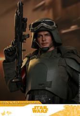 Hot Toys MMS493 Han Solo (Mudtrooper) Solo  A Star Wars Story 1/6th scale  Collectible Figure