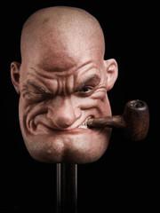 TYS Toys Popeye 1/6 Head Sculpt TYDT06