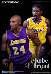 Enterbay 1/6 Kobe Bryant Action figure New Upgraded Re-Edition