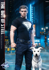 Soosootoys SST021 The Boy of Steel 1:6 Scale Collectible Figure