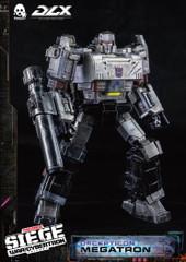 Threezero DLX Megatron 3Z0203 Transformers  War For Cybertron Trilogy