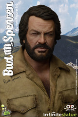 Kaustic Plastik Bud Spencer 1/6 Scale Action Figure