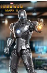ZD Toys 18cm Iron Man Mark II Figure