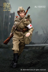Alert Line AL100032 1/6 WWII Female Medical Soldier