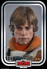 Hot Toys MMS585 Luke Skywalker (Snowspeeder Pilot) Star Wars Episode V The Empire Strikes Back 1/6th scale Figure