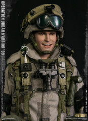 "DAMTOYS 78079 1/6 Operation Urban Warrior '99 - Marine Corps urban warfare exercises in Oakland ""Lance corporal Scott"" collectible Action Figure"