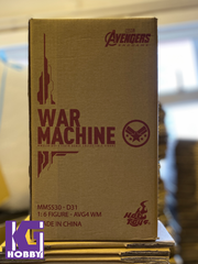 Hot Toys MMS530D31 War Machine Avengers: Endgame 1/6th scale Collectible Figure