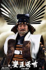 COOMODEL SE081 1/6 SERIES OF EMPIRES - TOYOTOMI HIDEYOSHI (MASTERPIECE VERSION)