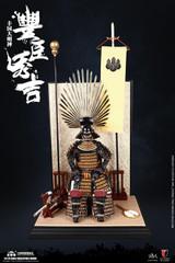COOMODEL SE082 1/6 SERIES OF EMPIRES - TOYOTOMI HIDEYOSHI (MAGNUM OPUS VERSION)
