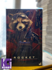 Hot Toys MMS548 Avengers Endgame 1/6th scale Rocket Collectible Figure