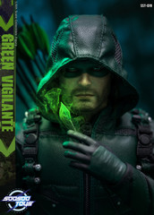Soosootoys SST019 Green vigilante 1:6 Scale Collectible Figure