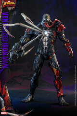 Hot Toys AC04 Marvel's Spider-Man: Maximum Venom 1/6th Venomized Iron Man Collectible Figure