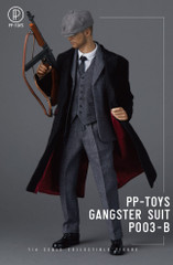 PP-Toys P003 1/6 Scale Gangster Suit in 4 Colour