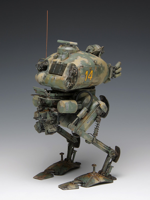 Maschinen Krieger Kuster 1//20 H17cm Plastic model kit MK-038 Ma.K