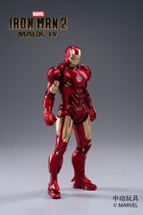 ZD Toys 18cm Iron Man Mark IV Figure