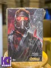 Hot Toys MMS539 Avengers Infinity War 1/6th scale Star-Lord Collectible Figure