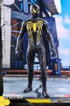 hot toys spider man anti ock suit