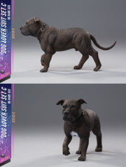 Ace Toyz AT-010C Dog Lover Suit set  1/6 Scale No Name Dog