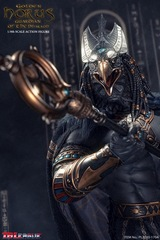 TBLeague  PL2020-170A 1/6  King and Vengeful God Horus Gold Edition