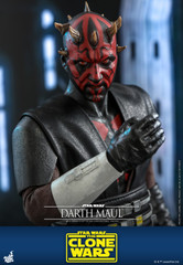 Hot Toys Star Wars: The Clone Wars™ - Darth Maul™ TMS024