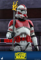 Hot Toys Star Wars The Clone Wars™ Coruscant Guard™ TMS025