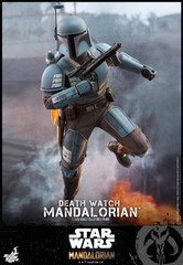 Hot Toys TMS026 The Mandalorian™ - Death Watch Mandalorian™  1/6 Collectible Figure
