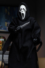 "NECA Scream Ghost Face 8"" Clothed Action Figure 2020 Version"