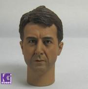 1/6 Action Figure HeadPlay Head Sculpt -Dustin Hoffman
