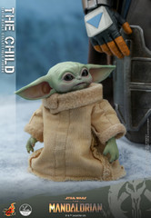 Hot Toys QS018 Star Wars The Mandalorian  1/4th scale  The Child Collectible Figure