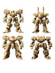 Front Mission Structure Arts 1/72 Model Series Vol. 1 (Set of 4)