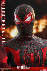 Hot Toys VGM46 Marvel's Spider-Man: Miles Morales 1/6th scale Collectible Figure