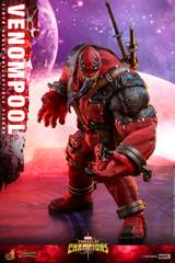 Hot Toys Venompool VGM35 Marvel Contest of Champions
