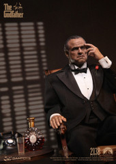 Damtoys DMS032 The Godfather Vito Corleone 1/6 Figure