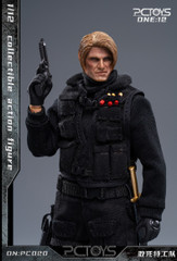 PCTOYS PC020 PMC Team Gunner 1/12 Scale Figure