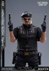 PCTOYS PC021 PMC Team Leader 1/12 Scale Figure