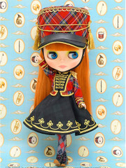 Blythe Plaid Parade Neo Exclusive by Takara