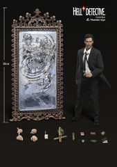 Thundertoys TD2020B HELL DETECTIVE 1/6 Figure Deluxe Version