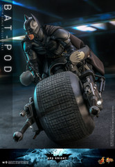 Hot Toys MMS591 The Dark Knight Rises Bat Pod 1/6 Scale Collectible