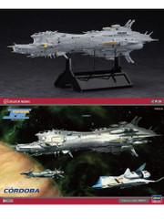 Crusher Joe Cordoba Battleship 1/3000 scale